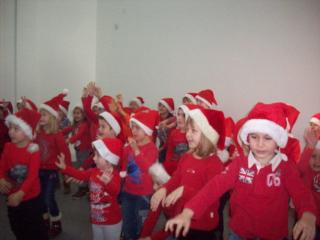Božićni nastup
