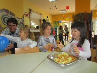 Dječji tjedan - Društvo Naša djeca u gostima