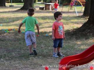 Otvaranje dječjeg igrališta