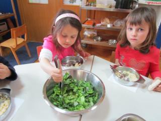 Zdrav i ukusan obrok iz našeg vrta